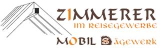 immerer im Reisegewerbe MOBIL Sägewerk, Andreas Schürer, Braunichswalder Str. 7, 07580 Braunichswalde OT Vogelgesang